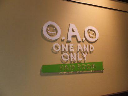 千歳船橋 美容室OAO様